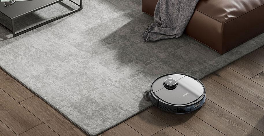 Robot hút bụi Ecovacs Deebot Ozmo 920 sản phẩm cải tiến công nghệ mang đến trải nghiệm làm sạch tốt hơn!!!