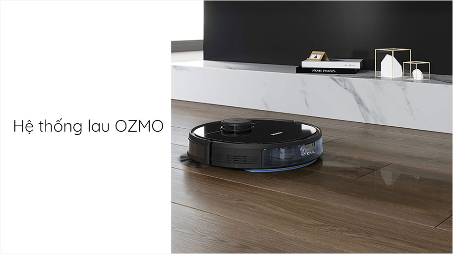 Hệ thống lau thông minh OZMO