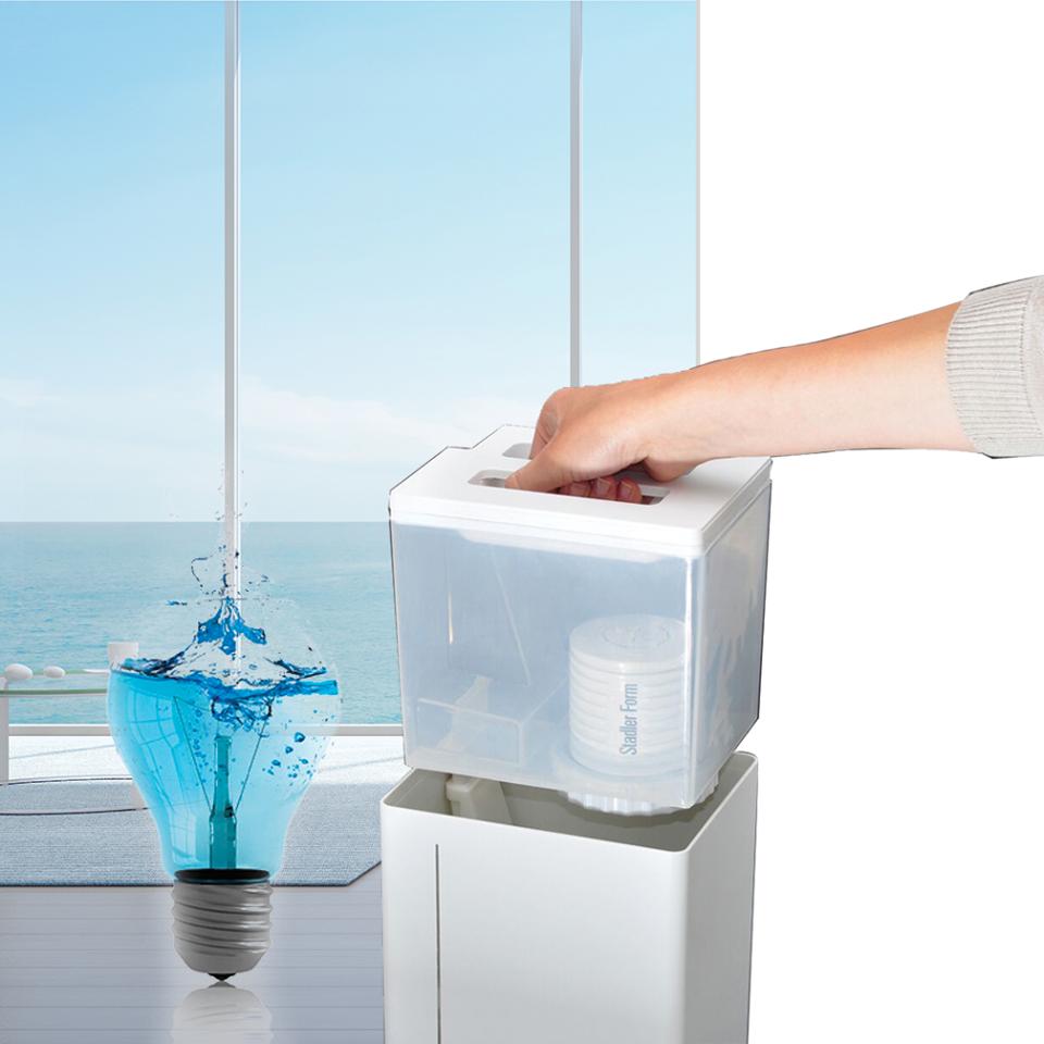 Sử dụng chức năng khuếch tán tinh dầu trong máy tạo ẩm?