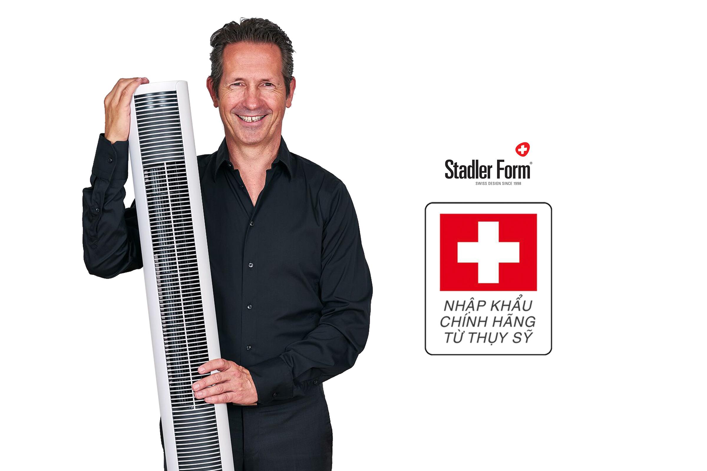 Stadler Form là thương hiệu Thụy Sỹ được ưa chuộng và nổi tiếng trên hơn 20 quốc gia, từ Mỹ tới Nhật Bản