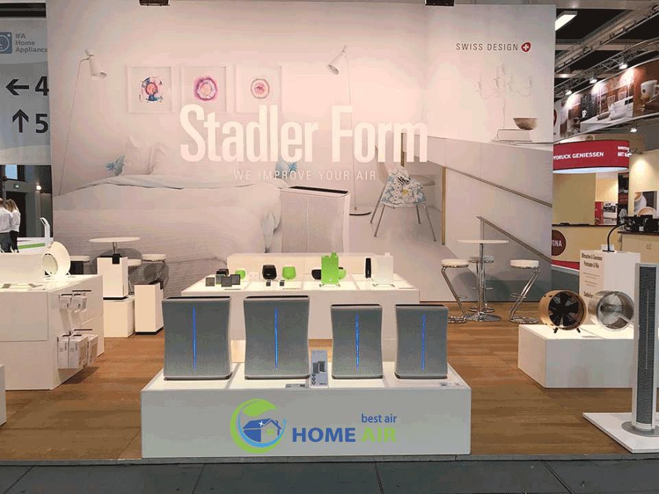 Stadler Form giới thiệu tại hội chợ thương mại IFA Berlin 2017