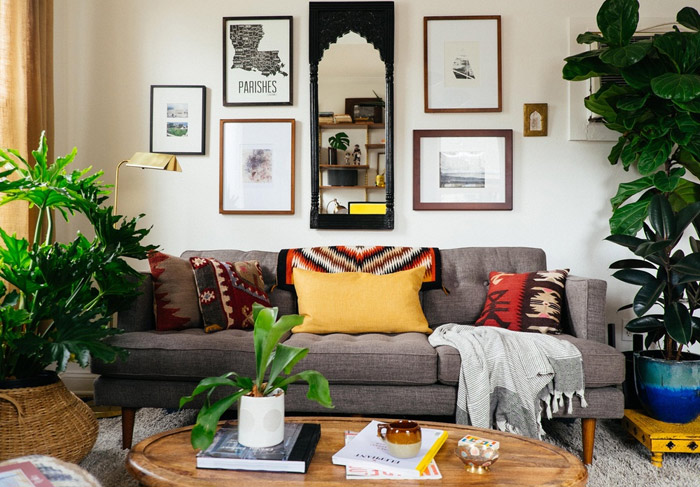Cách đặt cây lọc không khí trong nhà, trong phòng làm việc HIỆU QUẢ nhất
