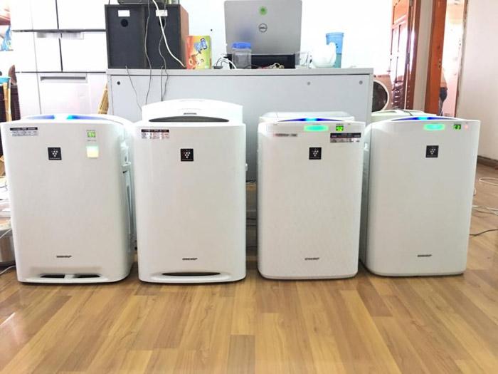 5 Điều chú ý khi mua máy lọc không khí nội địa Nhật