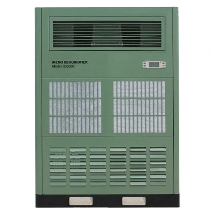 Máy hút ẩm công nghiệp IKENO ID-3000