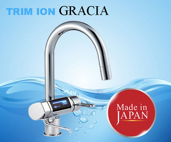 Máy lọc nước ion kiềm Trim ION Gracia