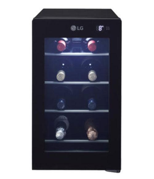 Tủ rượu LG Dios mini W087B
