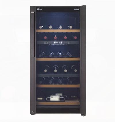 Tủ rượu LG Dios W715B